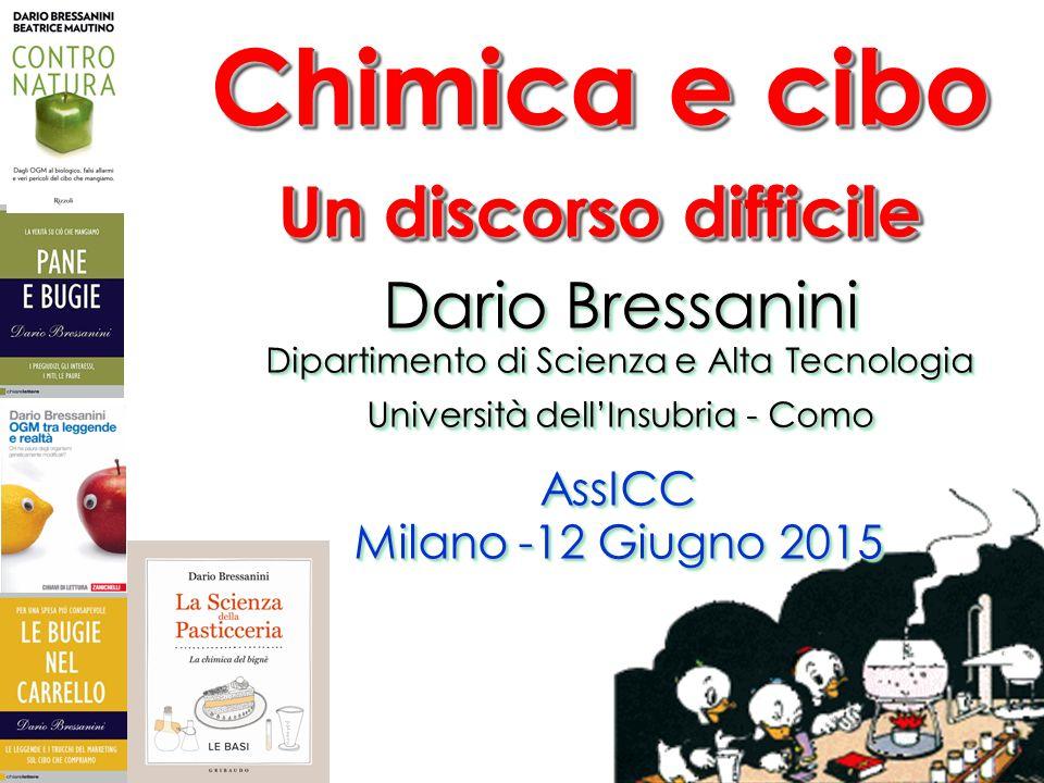 Dario Bressanini Dipartimento di Scienza e Alta Tecnologia Università dell'Insubria - Como Dario Bressanini Dipartimento di Scienza e Alta Tecnologia