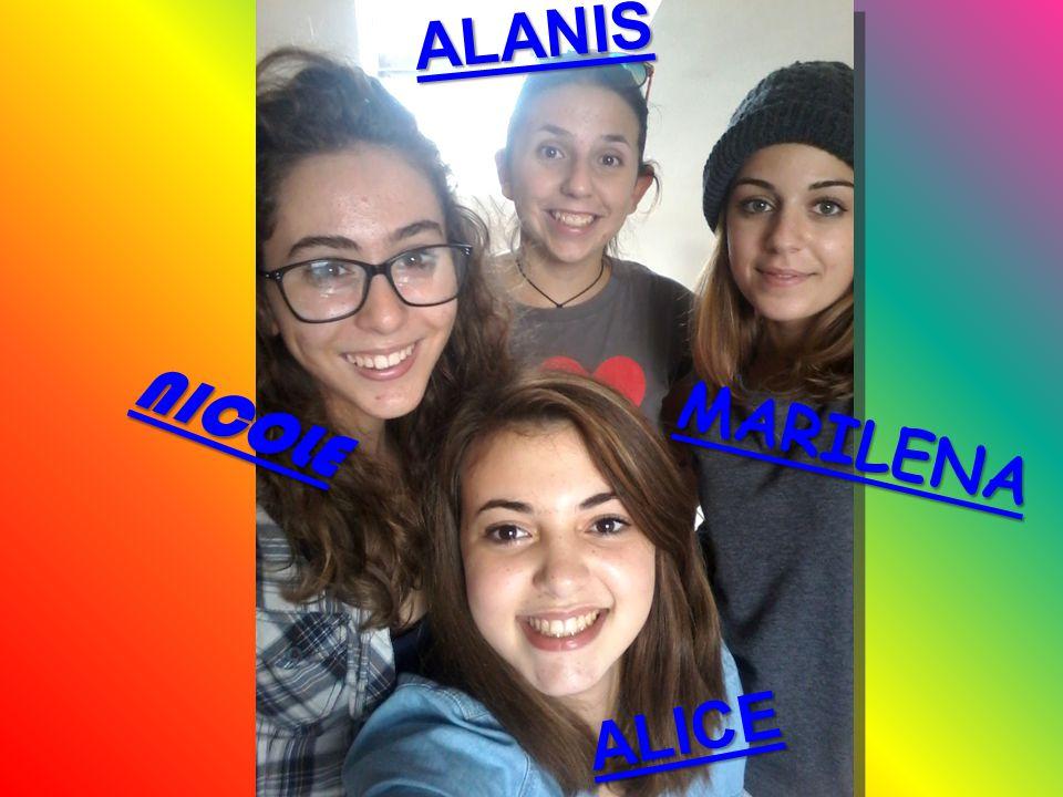 Ciao, io sono Alanis, ho 14 anni e vivo a Bellaria, sulla costa romagnola.