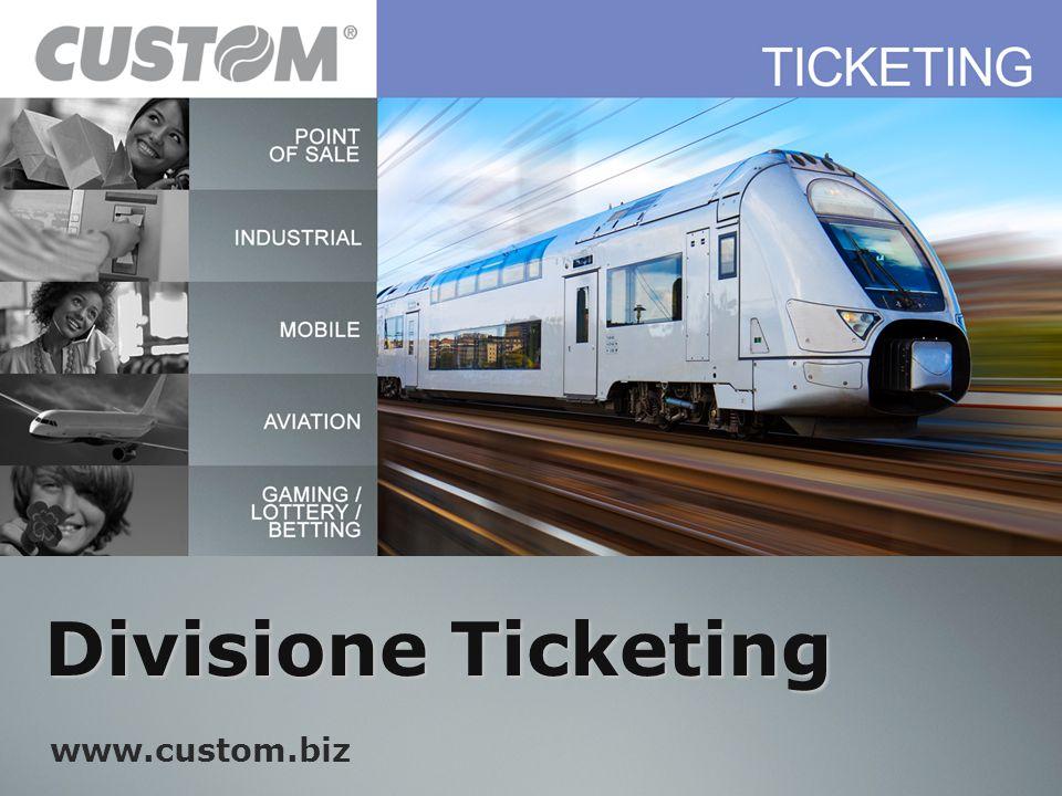 Custom offre un ampio range di soluzioni per check-in self service, self bag drop, check-in passeggeri e bagagli