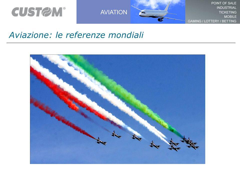 Aviazione: le referenze mondiali