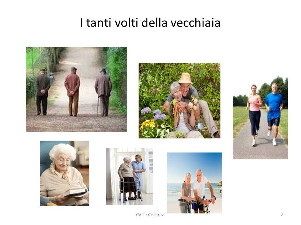 I tanti volti della vecchiaia Carla Costanzi2