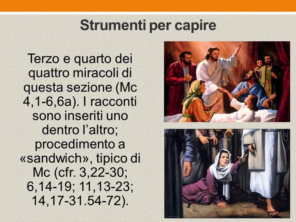 - la capacità di vedere i miracoli che Dio compie quotidianamente per noi;