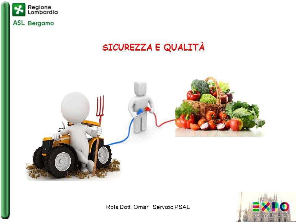 Diffusione delle Linee Guida Regionali in tema di sicurezza degli edifici rurali e delle attrezzature agricole Rota Dott.