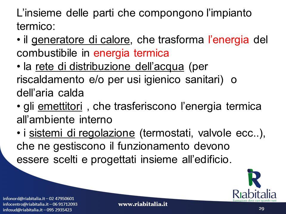 infonord@riabitalia.it – 02 47950601 infocentro@riabitalia.it – 06 91712093 infosud@riabitalia.it – 095 2935423 www.riabitalia.it 29 L'insieme delle p