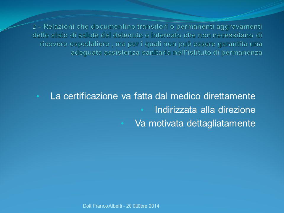 Su richiesta della Direzione Protocollo d'intesa Regione Toscana e Amministrazione Penitenziaria ( PRAP Toscana ) in materia di protezione di dati personali disciplinati dal D.Lgs 196/2003 Dott Franco Alberti - 20 0tt0bre 2014