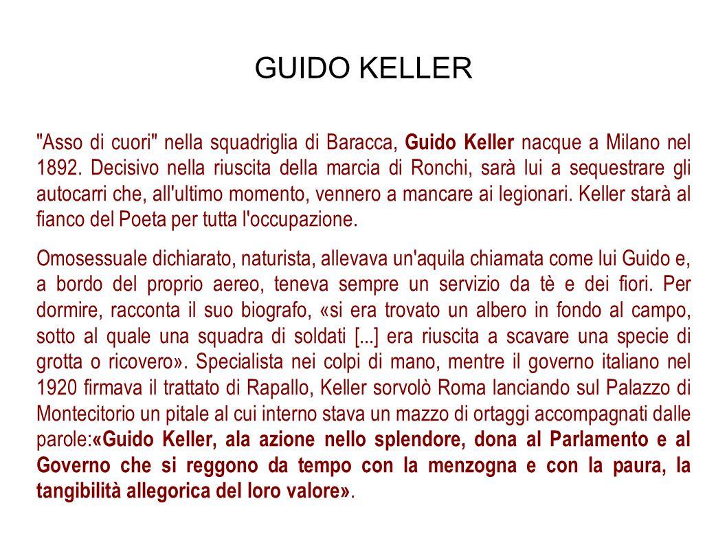 GUIDO KELLER