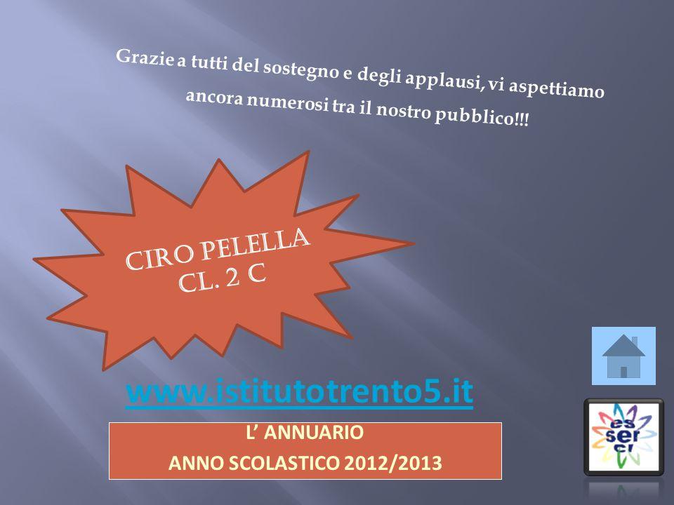 CIRO PELELLA Cl.