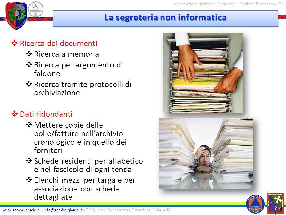 www.anc-brugherio.itwww.anc-brugherio.it - info@anc-brugherio.it – 71° Nucleo Volontariato e Protezione Civile ANCinfo@anc-brugherio.it Associazione Nazionale Carabinieri – Sezione Brugherio (MB) 71° Nucleo Volontariato e Protezione Civile Associazione Nazionale Carabinieri Sezione di Brugherio – Virgo Fidelis Via San Giovanni Bosco, 29 20861 Brugherio (MB) e-mail: info@anc-brugherio.itinfo@anc-brugherio.it Web: www.anc-brugherio.itwww.anc-brugherio.it