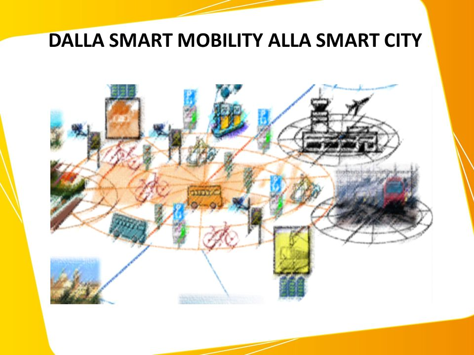 DALLA SMART MOBILITY ALLA SMART CITY