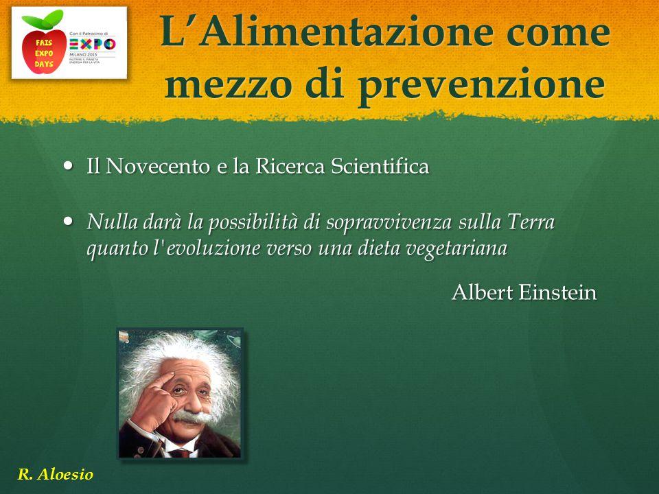 Il Novecento e la Ricerca Scientifica Il Novecento e la Ricerca Scientifica Nulla darà la possibilità di sopravvivenza sulla Terra quanto l'evoluzione