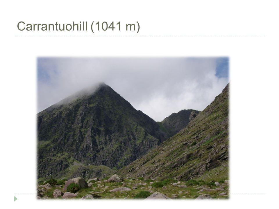 Carrantuohill (1041 m)