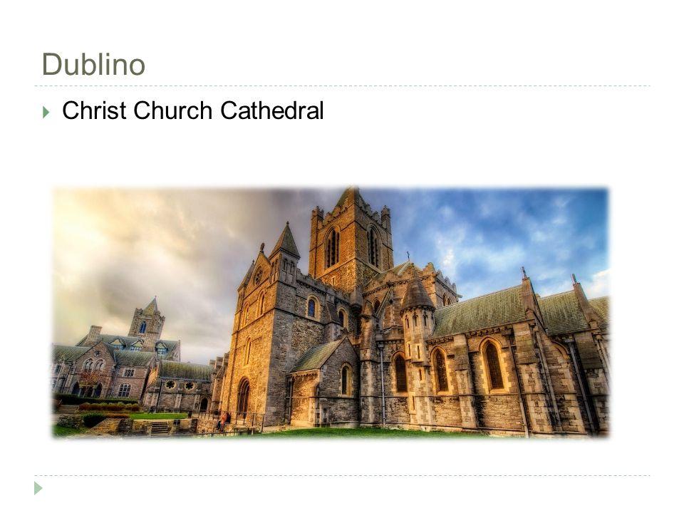Dublino  Christ Church Cathedral