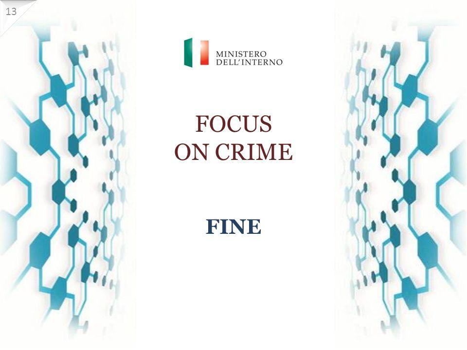FOCUS ON CRIME FINE 13