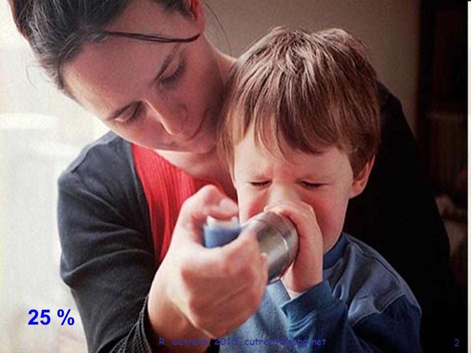 R.Cutrera, 2015, cutrera@opbg.net 13 Vita Fetale Infezioni Asma/allergia Fumo di tabacco .