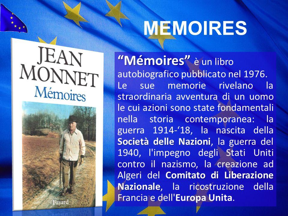 Mémoires Mémoires è un libro autobiografico pubblicato nel 1976.