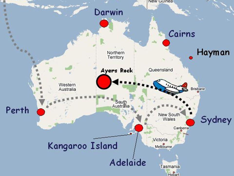 16 settembre 2006 - Volo per Ayers Rock visita circa 45 minuti prima del tramonto al monolito Uluru