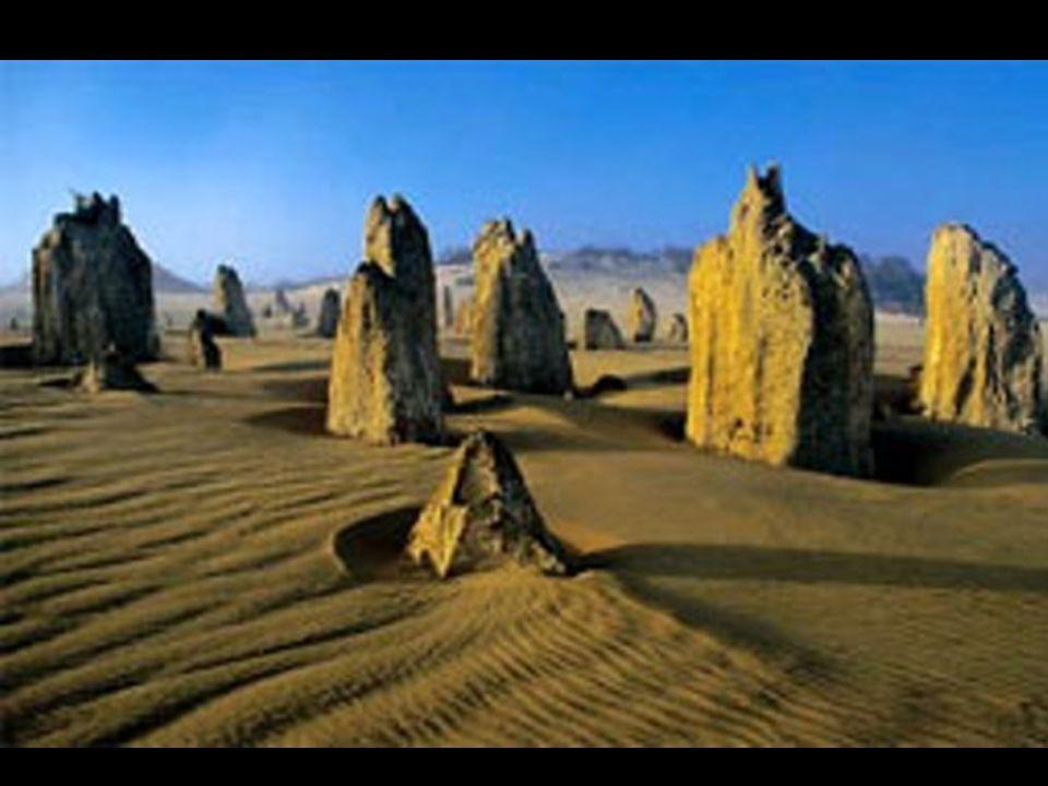 8 settembre 2006 - Escursione al deserto dei Pinnacoli