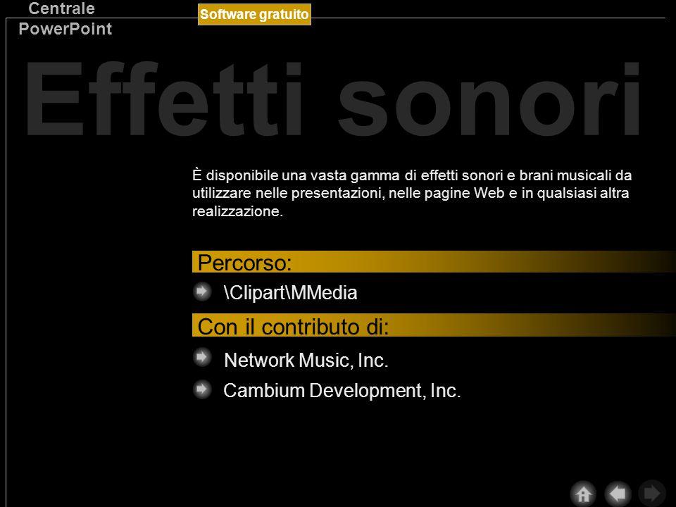 Software gratuito Centrale PowerPoint La InFocus Systems, Inc.