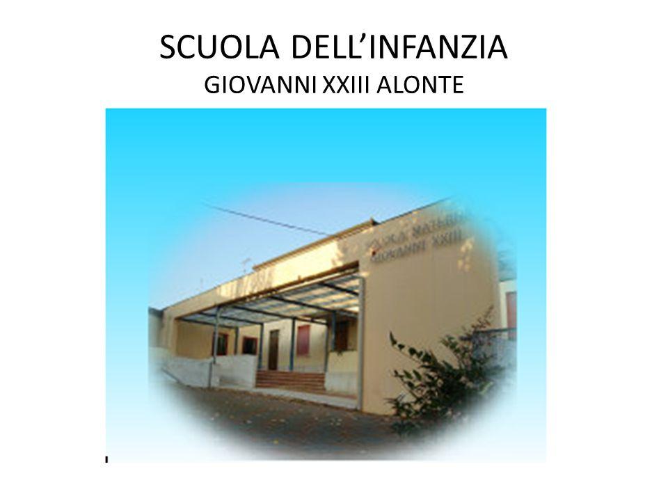 SCUOLA DELL'INFANZIA GIOVANNI XXIII ALONTE