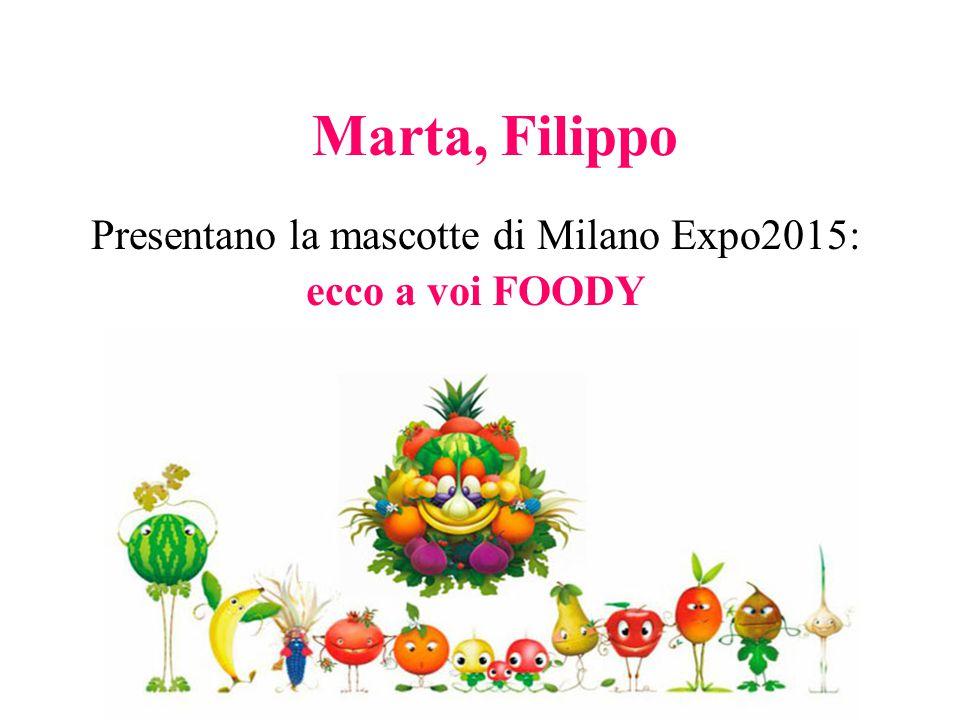 FOODY La mascotte di Expo Milano 2015 racchiude i temi fondanti della manifestazione proponendoli in una chiave simpatica ed originale.