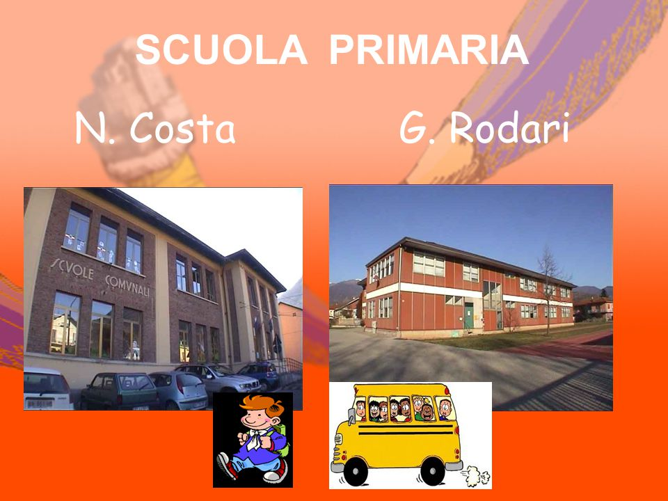 SCUOLA PRIMARIA N. CostaG. Rodari