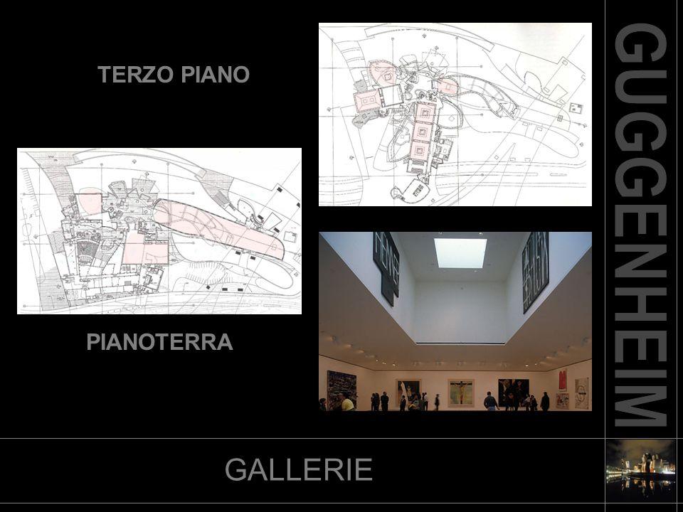 GALLERIE PIANOTERRA TERZO PIANO