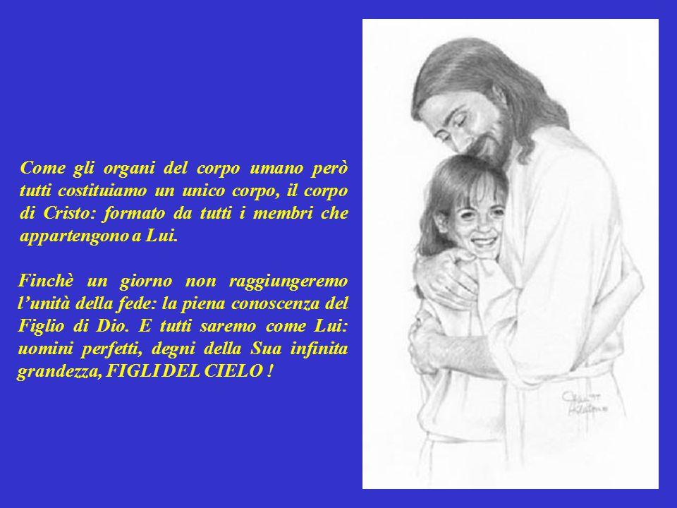 Ora, se questo antico Salmo dice che Dio è salito in CIELO , non lasciava intendere che prima sarebbe sceso quaggiù sulla terra.