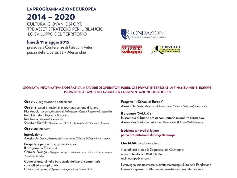 @School of Europe Ottenere l'Application Form - step 6