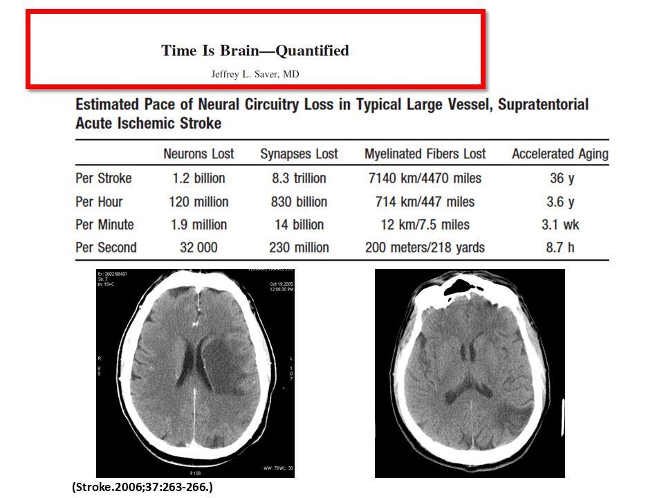 stroke, just one disease?