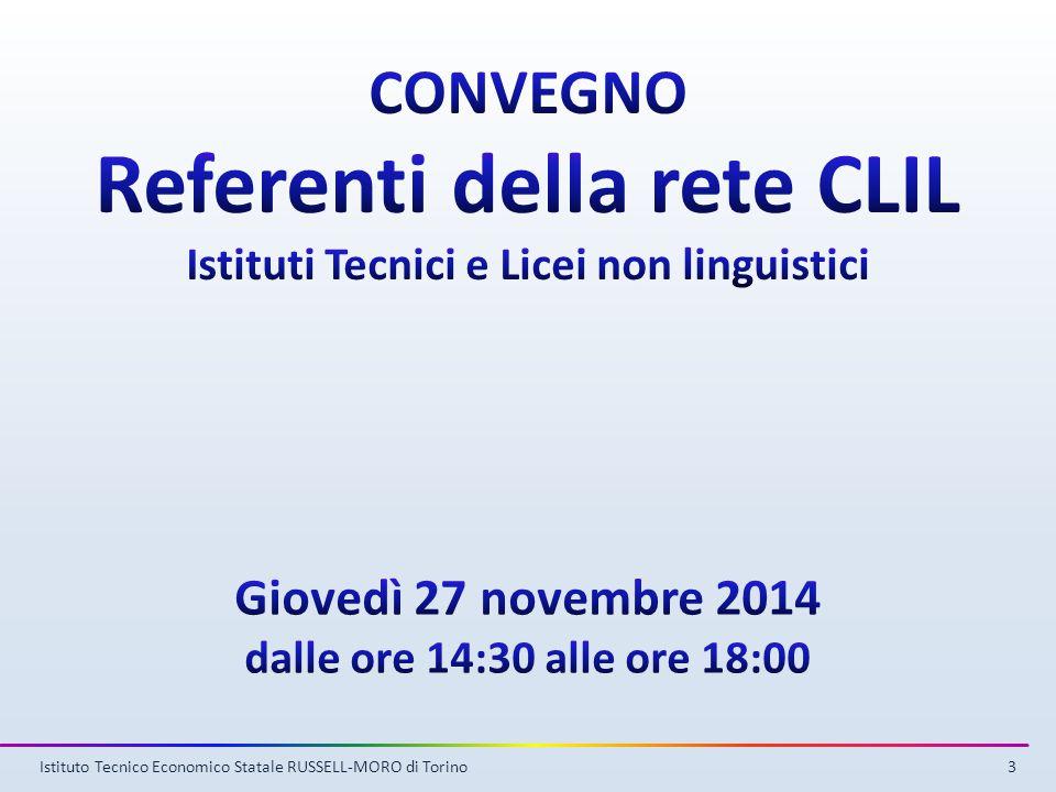 Istituto Tecnico Economico Statale RUSSELL-MORO di Torino3