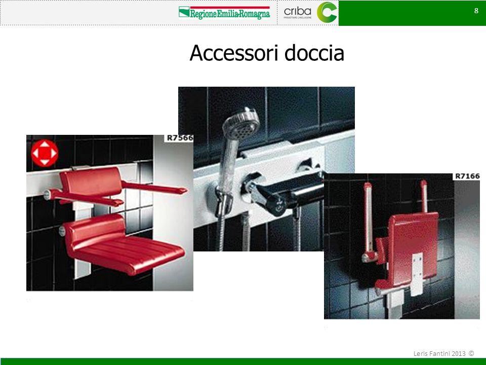 Accessori doccia 8 Leris Fantini 2013 ©