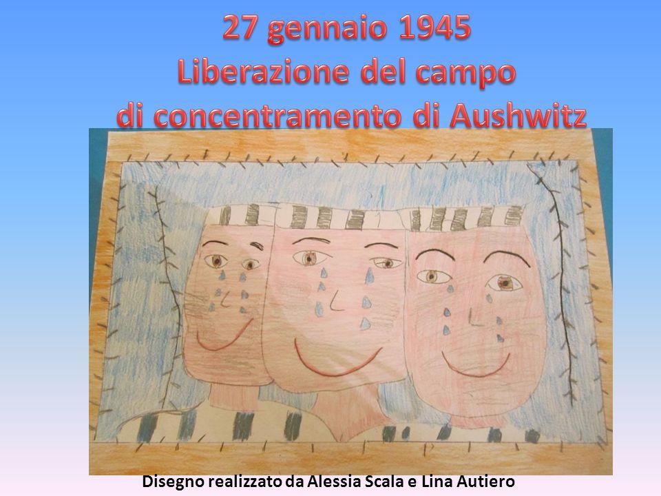Disegno realizzato da Alessia Scala e Lina Autiero