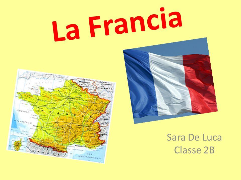 La Francia Sara De Luca Classe 2B
