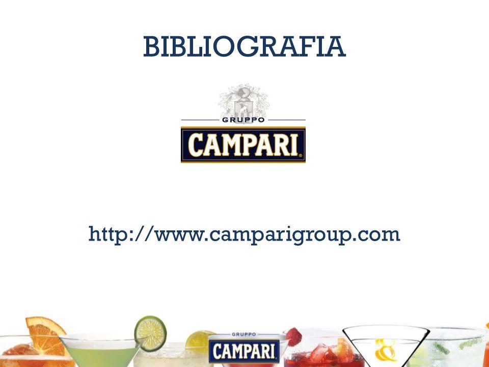 BIBLIOGRAFIA http://www.camparigroup.com