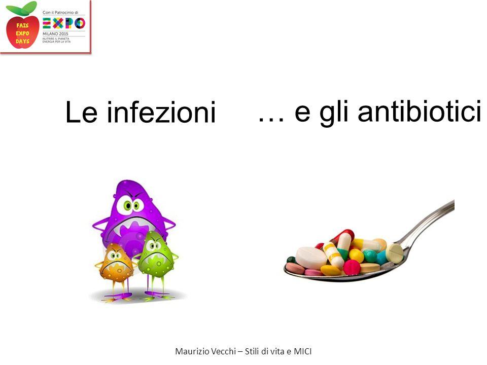 Maurizio Vecchi – Stili di vita e MICI Infezioni come causa di MICI.