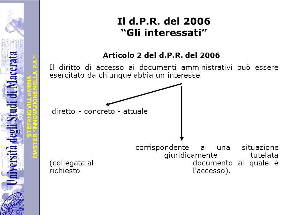 Università degli Studi di Perugia MASTER INNOVAZIONE NELLA P.A. STEFANO VILLAMENA Altri elementi di utilità pratica L esame dei documenti è gratuito.