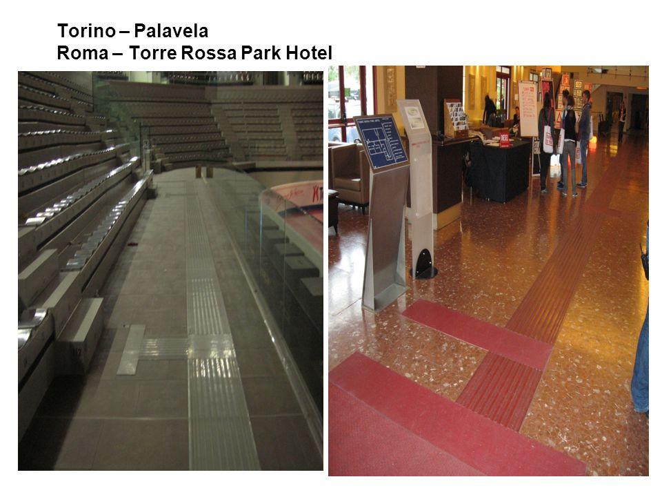 Torino – Palavela Roma – Torre Rossa Park Hotel