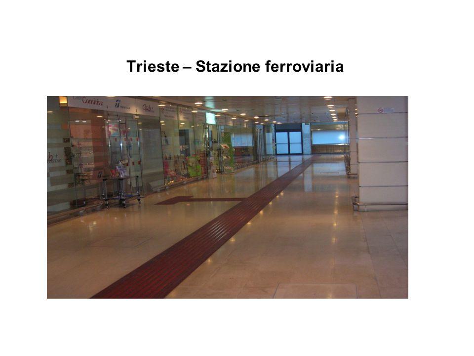 Trieste – Stazione ferroviaria