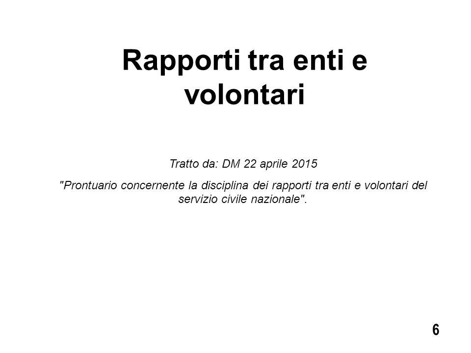 27 Bando per la Selezione di 329 volontari da impiegare in progetti di servizio civile nazionale per l'attuazione del Programma Operativo Nazionale Iniziativa Occupazione Giovani 2014/2015 nella Regione Piemonte.