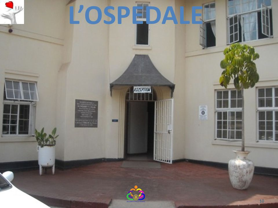 10 L'OSPEDALE
