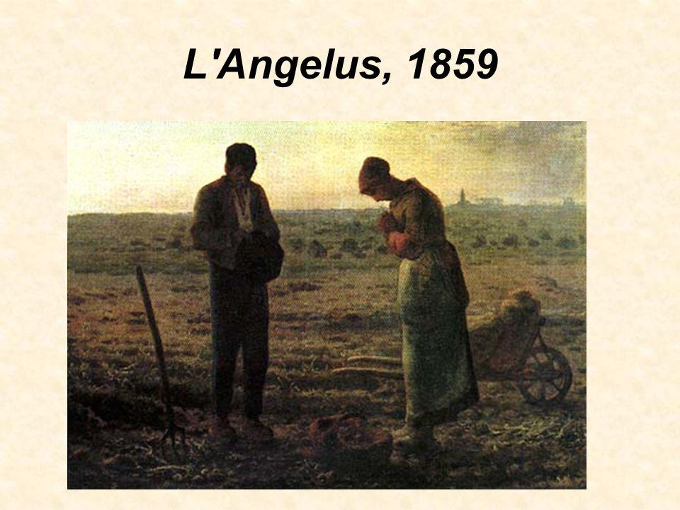 L'Angelus, 1859