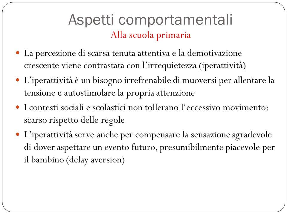 1.Predisposizione di un ambiente facilitante Obiettivo: creare un ambiente prevedibile A.