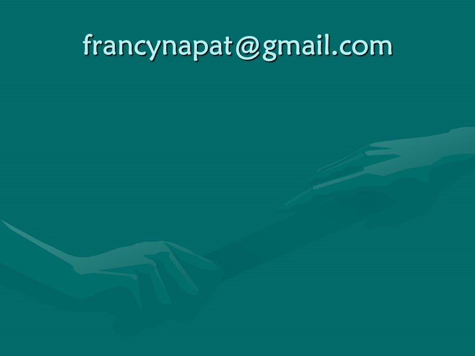 francynapat@gmail.com