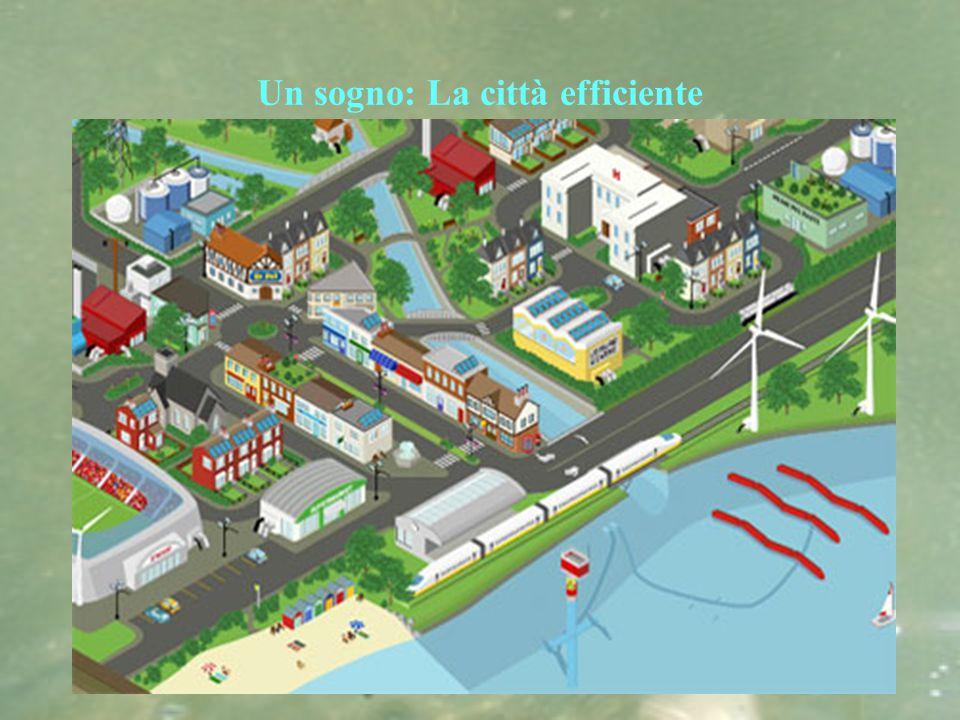 Un sogno: La città efficiente