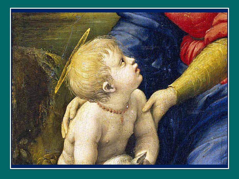 Sì, come la dà una madre, che senza timore, con la semplicità del martirio materno, concepisce nel suo seno un figlio, lo dà alla luce, lo allatta, lo fa crescere e accudisce con affetto.