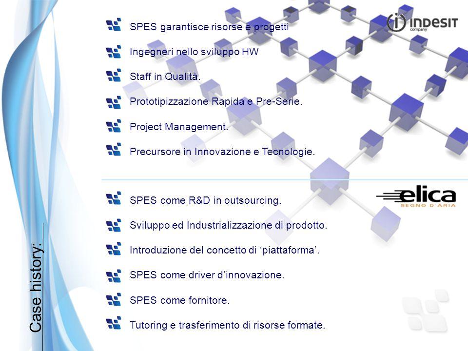 Case history: SPES garantisce risorse e progetti Ingegneri nello sviluppo HW Staff in Qualità.