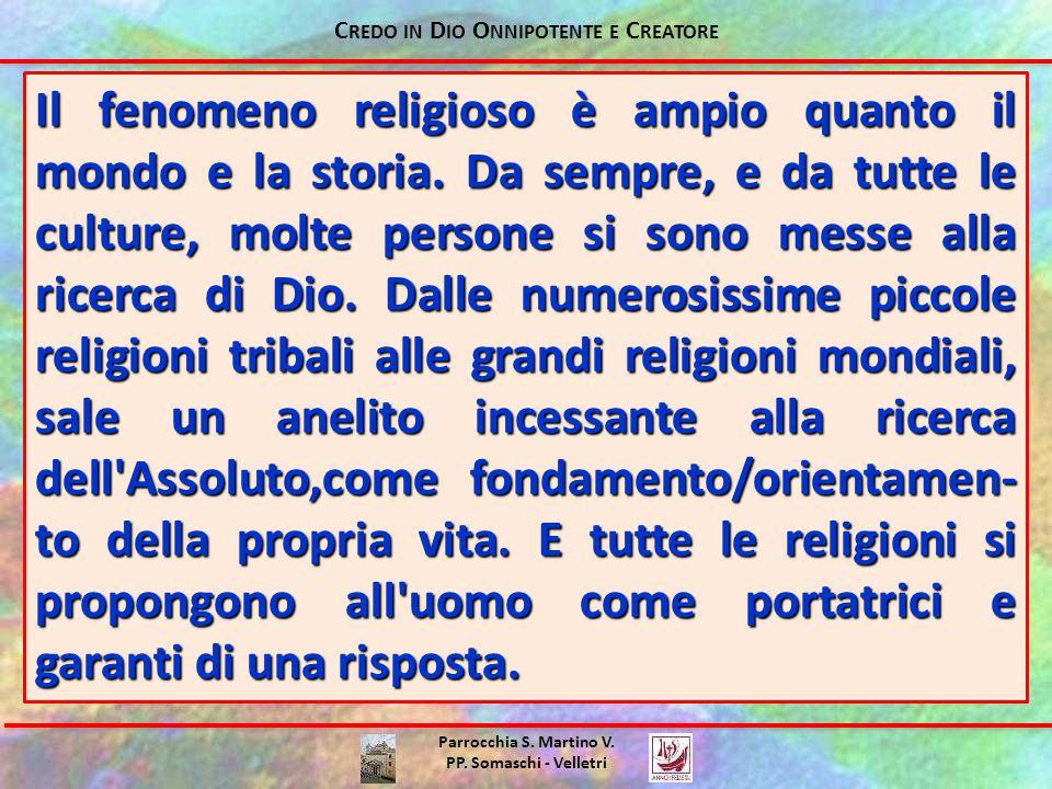 Parrocchia S. Martino V. PP.