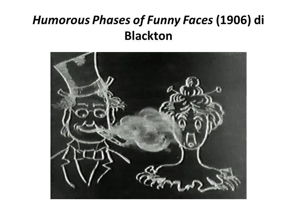 I pionieri Negli anni Dieci numerosi cineasti e animatori assimilano la lezione offerta da Blackton.