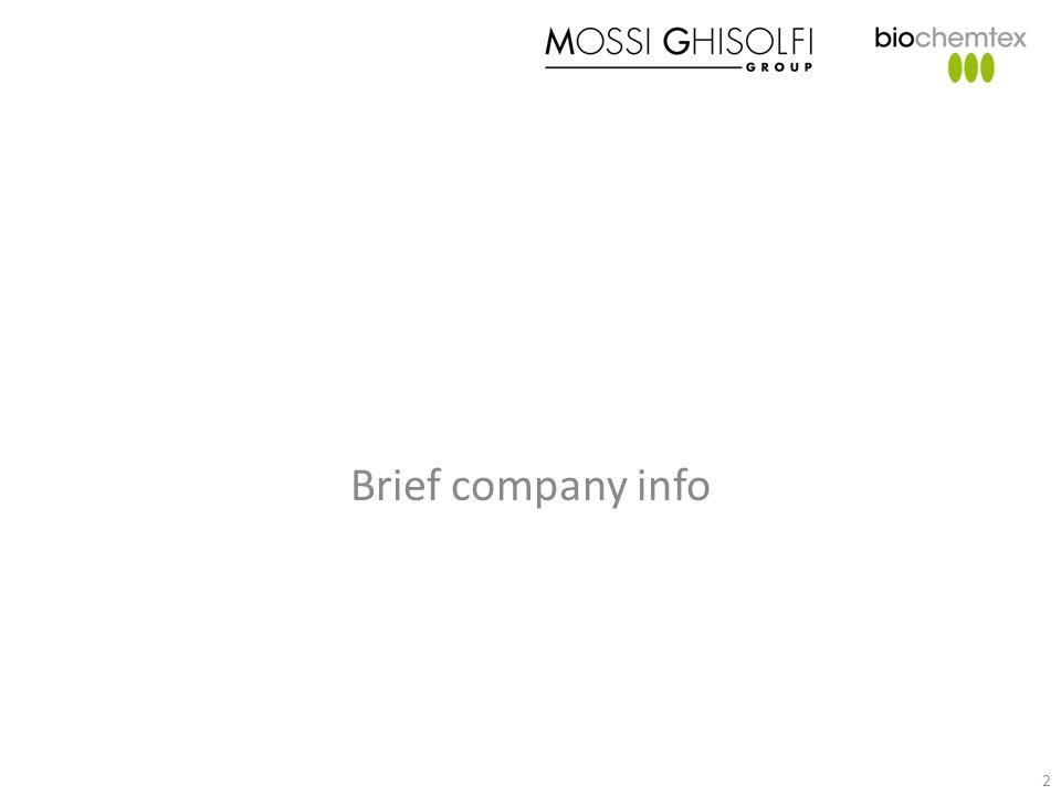 Brief company info 2