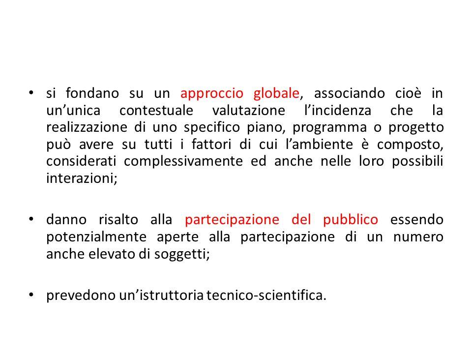 Quadro Normativo Italiano La procedura di VIA è stata introdotta nell'ordinamento italiano dall'art.